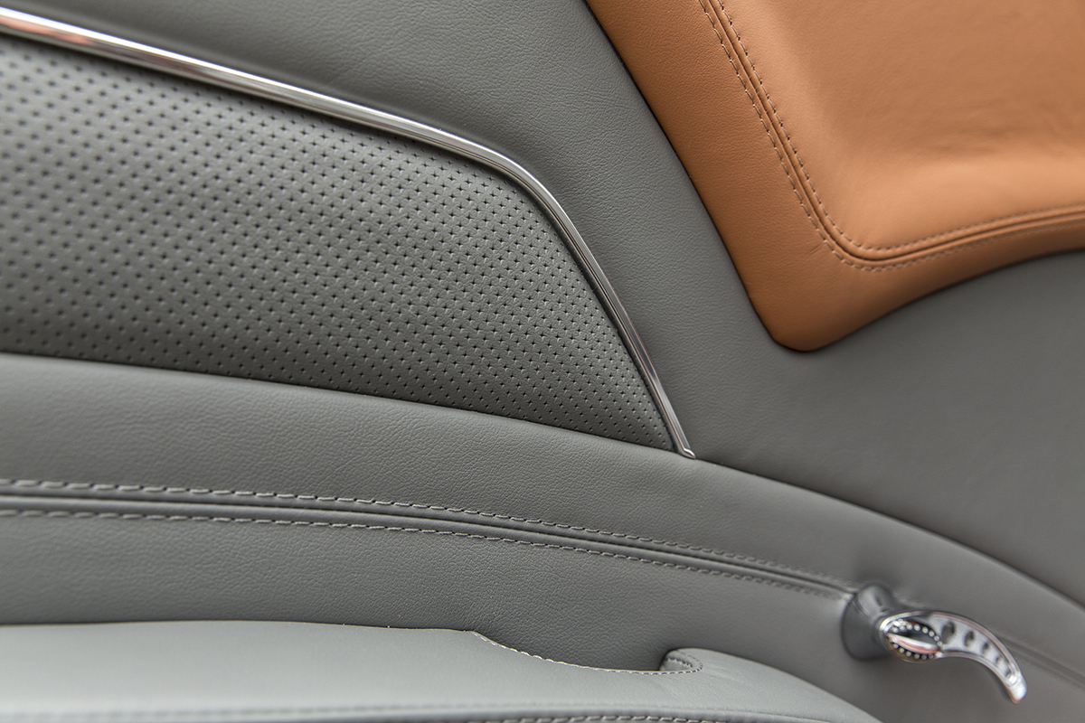 Smooth Interior Aluminum Trim: AES-